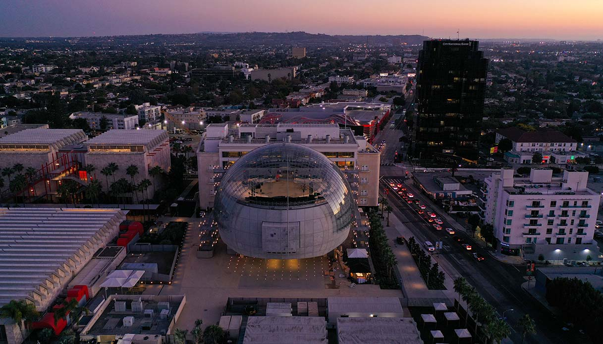 New Academy Museum of Motion Pictures