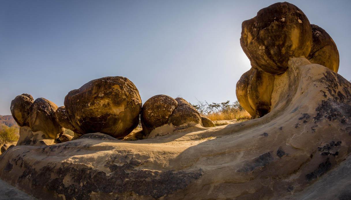 rocce trovant