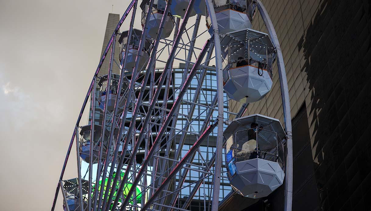 Ruota panoramica Time Square
