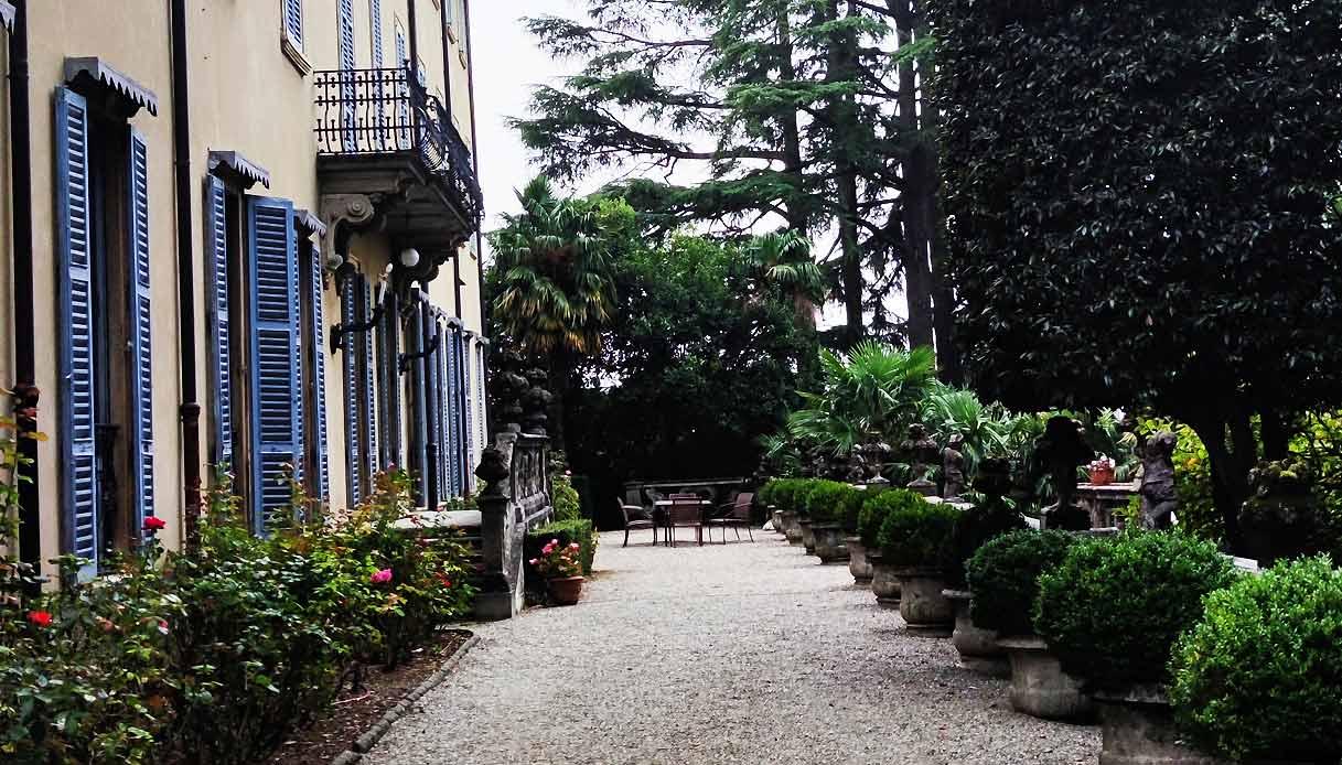 Villa Sormani Marzorati Uva