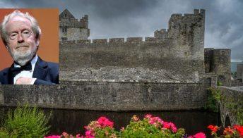 """Il meraviglioso castello irlandese del film """"The Last Duel"""""""