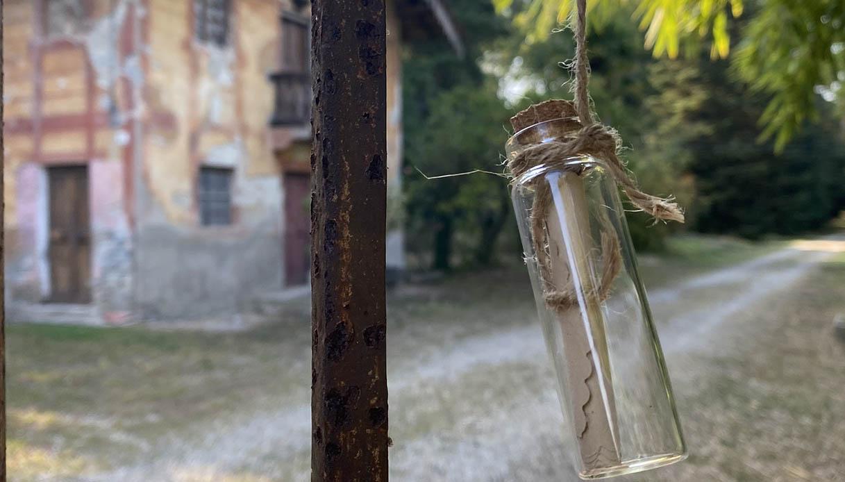 Blowing in the Woods, ampolla nei Boschi di Carrega, Sala Baganza
