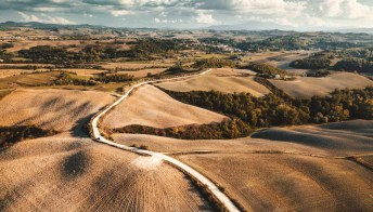Cammino d'Etruria Centro: adotta un passo in Toscana