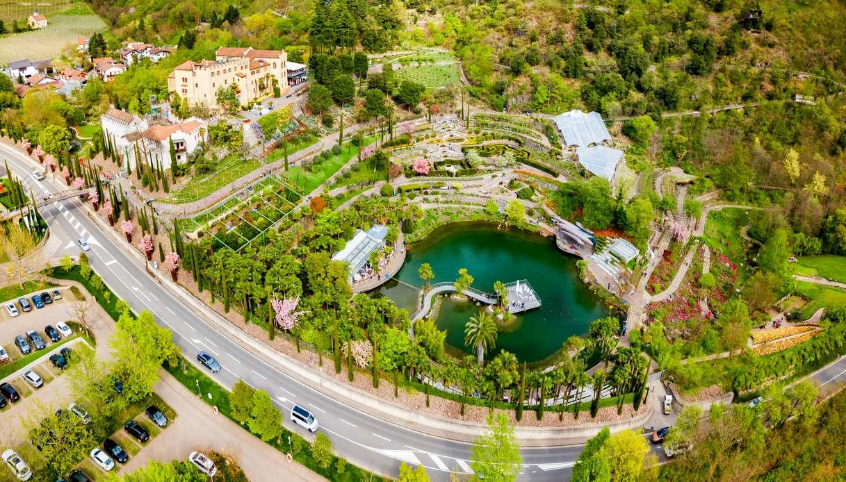 giardino più green europa