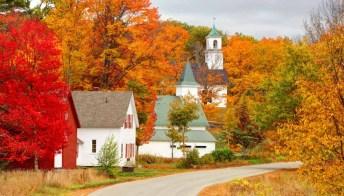 10 cartoline d'autunno dal mondo che fanno sognare