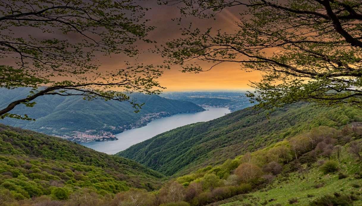 Valle Intelvi Colmegone