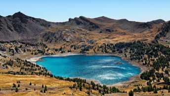 Il lago d'Allos: un gioiello della natura ad alta quota
