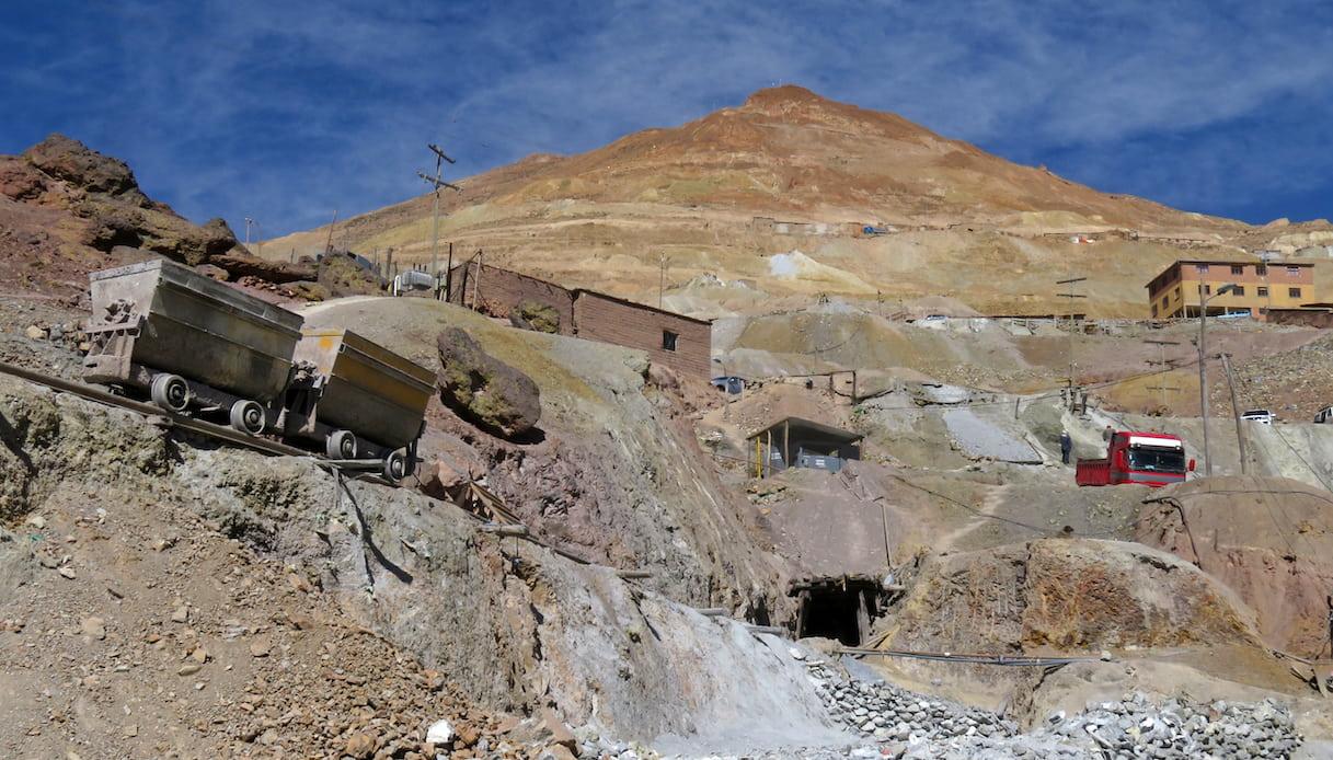 Miniere di Potosì