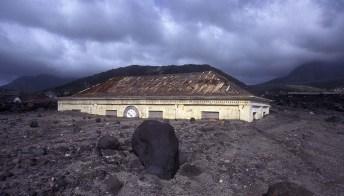 Nelle Piccole Antille c'è un'isola sepolta: è la Pompei dei Caraibi