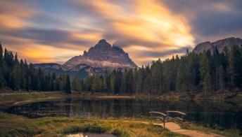 Dalle Alpi agli Appennini: l'alba più bella d'Italia