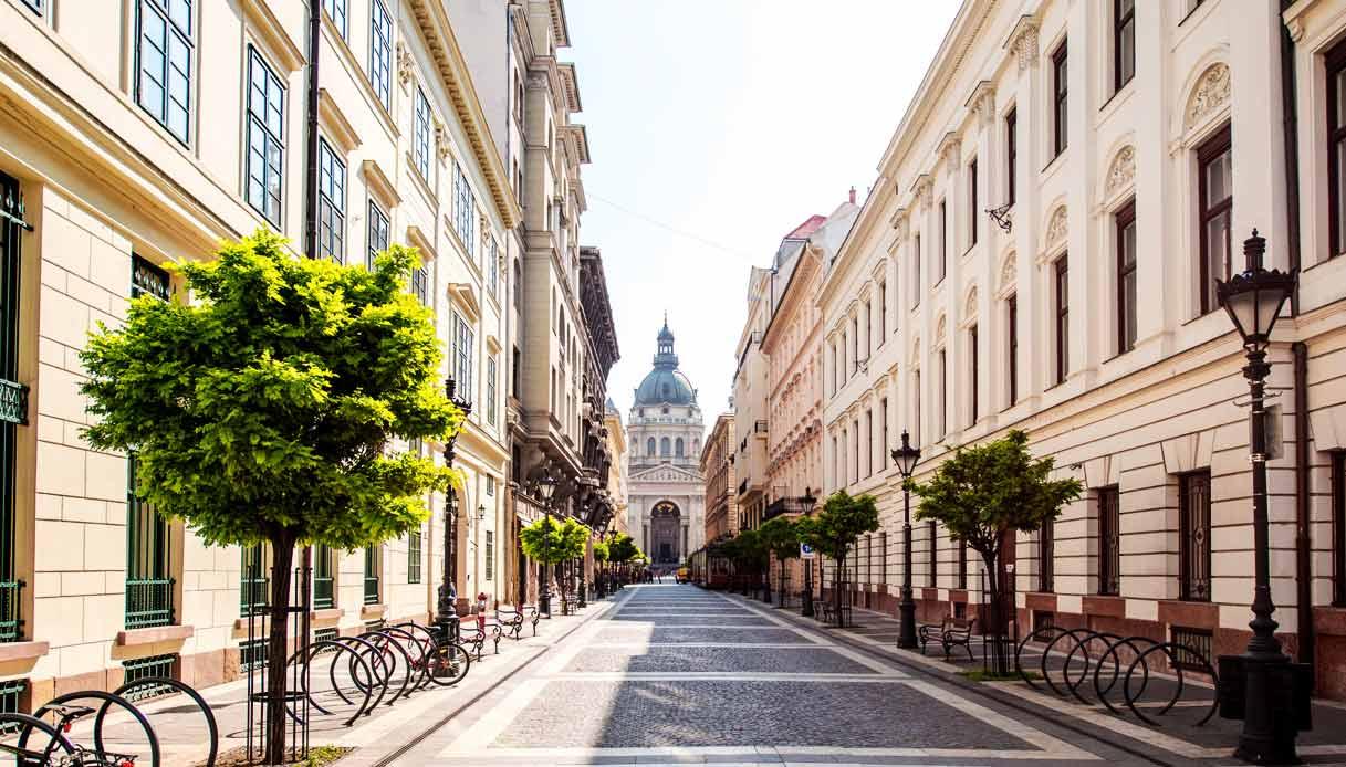 budapest-centro-cattedrale-Santo-Stefano