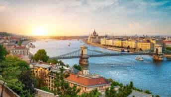 Budapest, meta sicura e low cost, perfetta per l'autunno