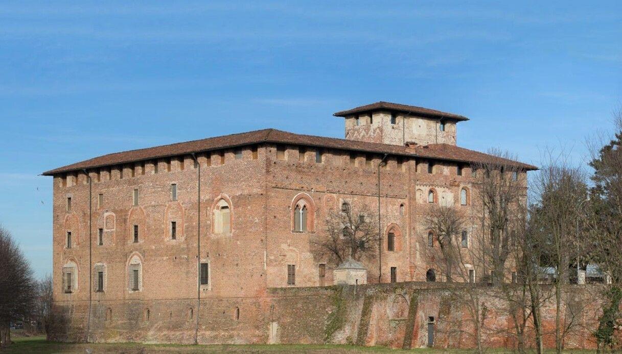 castello Lardirago restauro