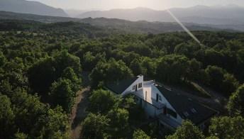 L'ecolodge nel cuore del Parco della Majella