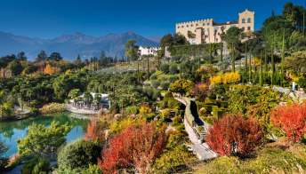 Sono i giardini più belli dove andare in autunno