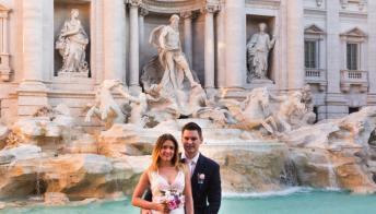Perché i ricchi scelgono l'Italia come meta per i matrimoni
