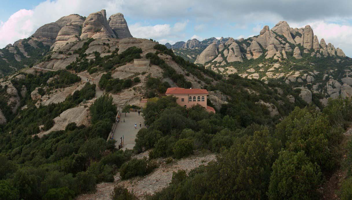 Stazione della funicolare di Sant Joan