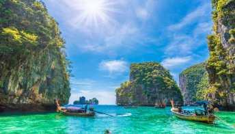 Ripartono dall'Italia i voli per la Thailandia