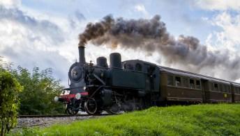 Il turismo autunnale italiano riparte dai treni storici